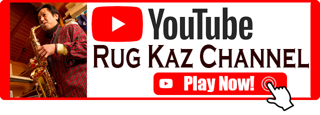 youtube rug kaz channel